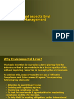 Environment Law Lecture III