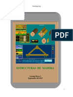 estructuras de Madera