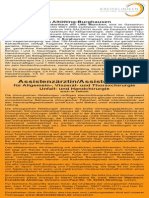 Chirurgie-Assistenz-02-2014 in Germania