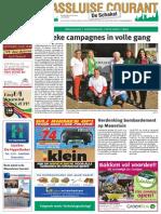 Maassluise Courant week 11