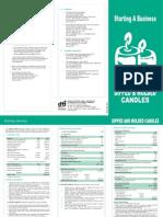 2012 SAB Molded Candles