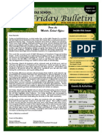 Parent Bulletin Issue 27 SY1314