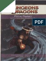 Poteri Psionici (Guida alle Arti Psioniche) [D&D]
