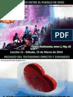 Lección 11 - El Zarandeo entre el Pueblo de Dios.pdf