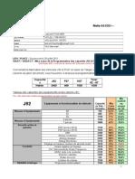 Studiu de Piata - Note Prog Capacites J92&FK67 Tanger Lct V5