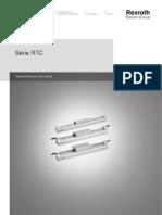 Rexroth Verins Sans Tige RTC