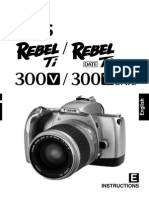 Rebel Ti Manual