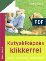 Monika Sinner - Kutyakiképzés klikkerrel