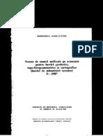 Norme de Munca Unificate Pe Economie Pentru Lucrari Geodezice Topo-fotogrametrice Si Cartografice 1987