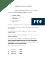 Syarat Dan Peraturan Pertandingan CIP Peringkat Daerah Lipis