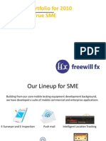 Freewill FX SME offerings 2010