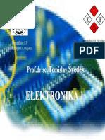 Predavanje1 Uvod Model Elektronskih Veza