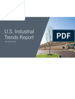 Cassidy Turley - U.S. Industrial Trends - Q4 2014