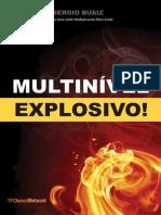 Multinível Explosivo - Sergio Buaiz