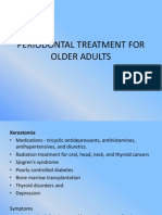 periodontal therapy in older adults