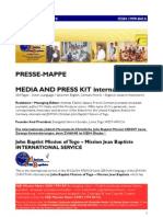 John Baptist Mission MEDIA KIT 091