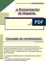 La Romanización.ppt