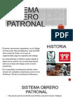 SISTEMA OBRERO PATRONAL.pptx