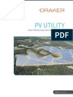 Draker PV Utility Overview Brochure 2012
