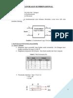 Materi 1 RANGKAIAN KOMBINASIONAL (Adder-Subtraktor)......