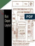 Bus Depot Layout