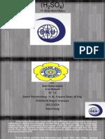 Industri Asam Sulfat (H2SO4)