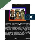 Las Principales Cortes Espirituales Venezolanas