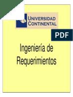 Tema 03 - Clasificación de Requerimientos