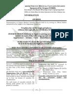 OMCA 2009 Rules