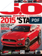 5.0 Mustang & Super Fords - March 2014 USA
