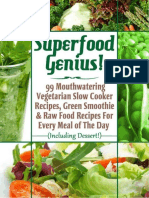 Superfood Genius