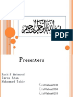 Marketing Reseearch Presentation