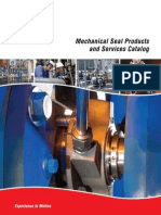 Mechanical Seal Products and Services Catalogue