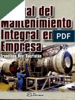 Manual de Mantenimiento Integral de La Empresa