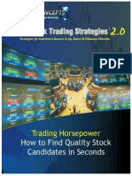 Trading Horsepower