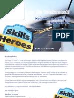 Uitnodiging Skills Heroes Autotechniek