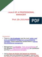 3 Tasks of a Professional Manager-1sau