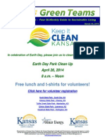 Earth Day Park Clean Up