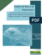ARI - Alevinos de Tilápia -14-08-12 com ISBN