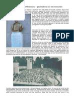 De geschiedenis van het Openluchttheater Rivierenhof