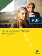 Consumer Attitudes Survey 2014 Report