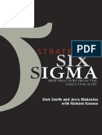 Strategic Six Sigma Best Practices