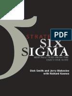 Strategic Six Sigma Best Practices