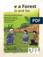 Grow a Forest with Lin and Sai (a comic book)