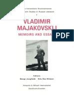 majakovskij - memoirs and essays.pdf