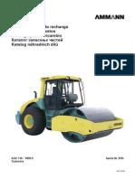 Manual Peças Ammann ASC110-T2