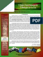 CPLP-Boletín Informativo 2 y 3