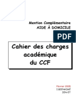 m Cad Cahier Charges a Cad