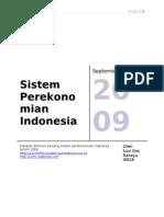 EKONOMI - Sistem Perekonomian Indonesia