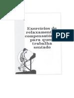 EXERCÍCIOS COMPENSATÓRIOS PARA QUEM TRABALHA SENTADO